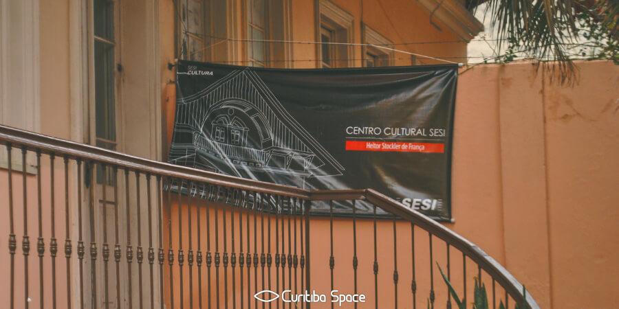 Quem foi: Marita França - Centro Cultural Sesi Heitor Stockler de França - Curitiba Space