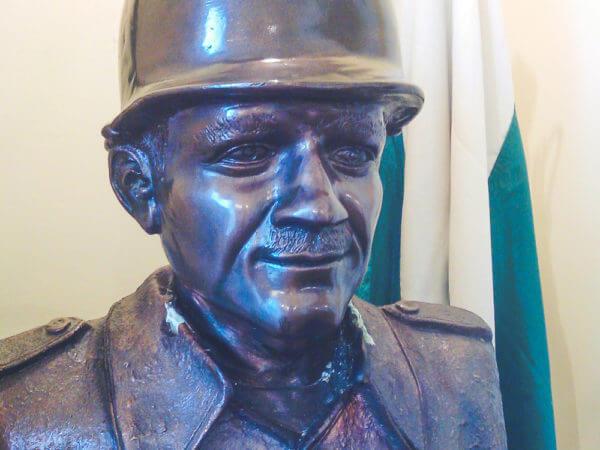 Max Wolff Filho, No Museu Do Expedicionário