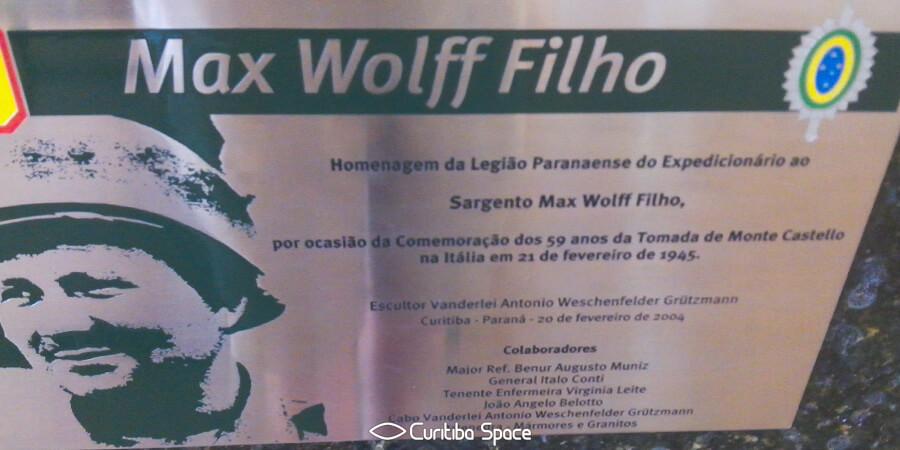 Quem foi: Max Wolff Filho - Curitiba Space