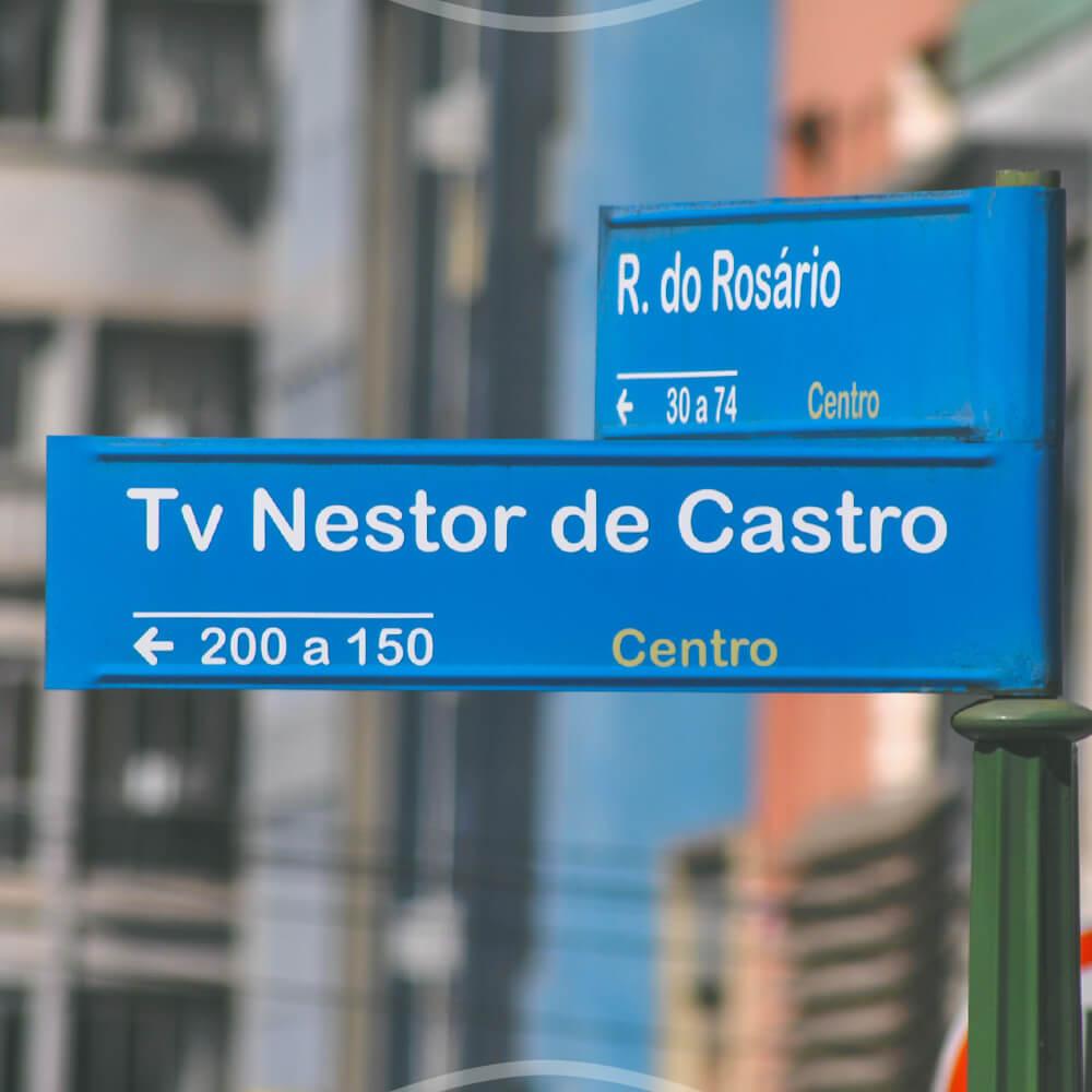 Quem Foi: Nestor De Castro