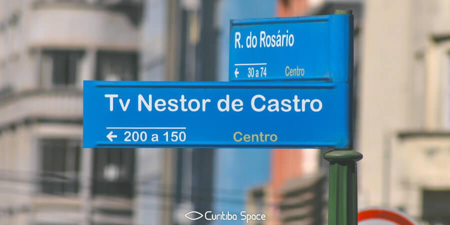Quem foi: Nestor de Castro - Curitiba Space