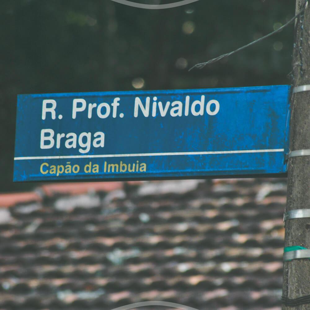 25 De Abril: Nascimento De Nivaldo Braga