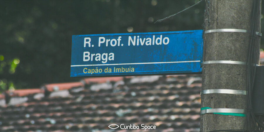 Quem foi: Nivaldo Braga - Curitiba Space