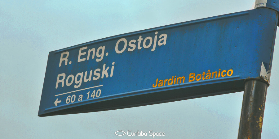 Quem foi: Ostoja Roguski - Curitiba Space