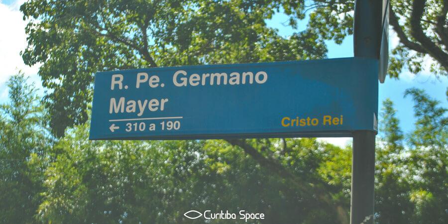 Quem foi: Padre Germano Mayer - Curitiba Space