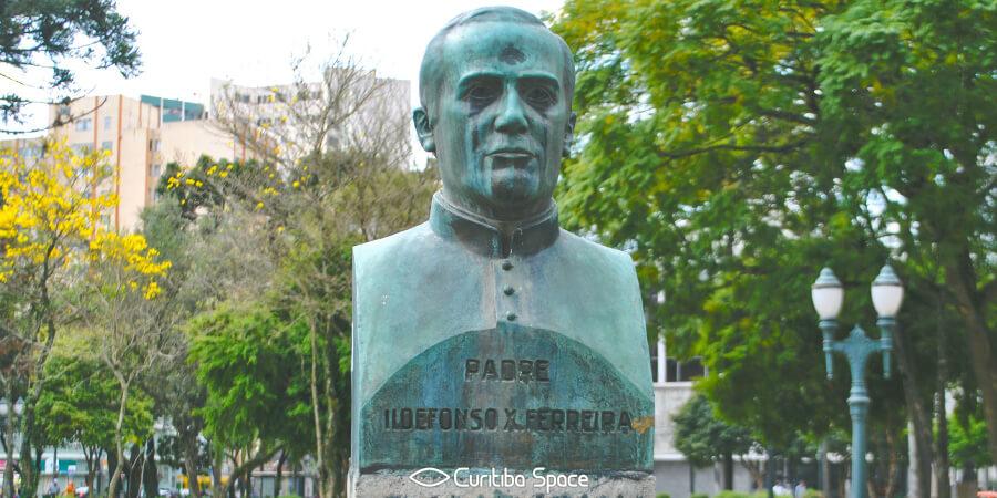 Quem foi: Padre Ildefonso Xavier Ferreira - Curitiba Space