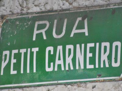 29 De Outubro: Nascimento De Petit Carneiro