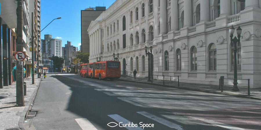 Quem foi: Presidente Faria - Curitiba Space