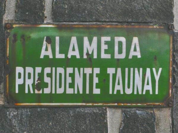 Quem Foi: Presidente Taunay