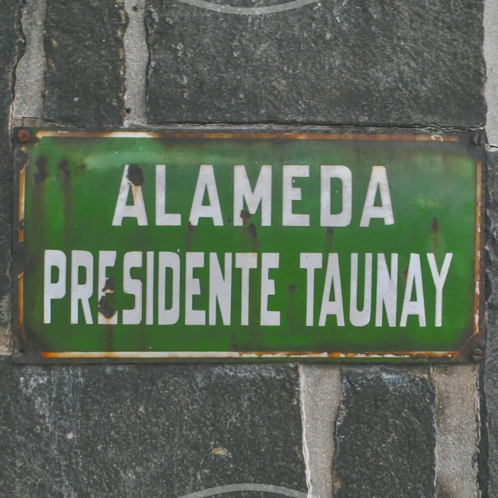 22 De Fevereiro: Nascimento De Presidente Taunay