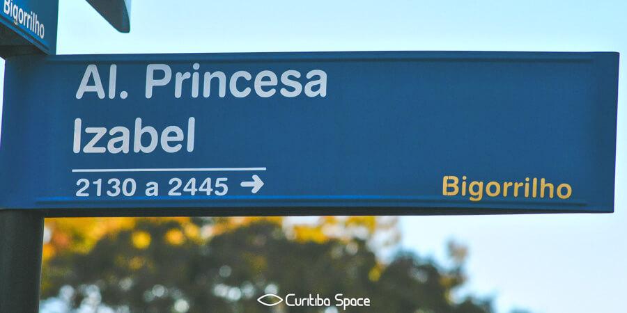 Quem foi: Princesa Isabel - Curitiba Space
