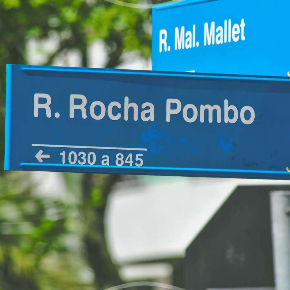 04 De Dezembro: Nascimento De José Francisco Da Rocha Pombo