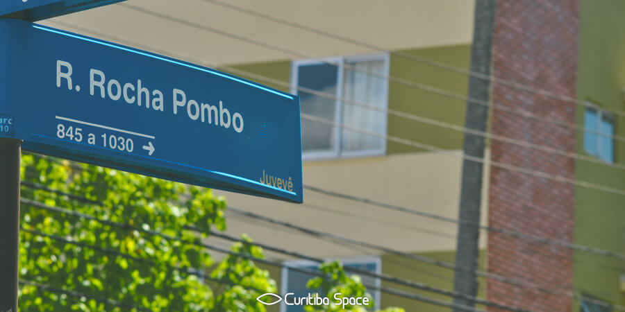 Quem foi: Rocha Pombo - Curitiba Space
