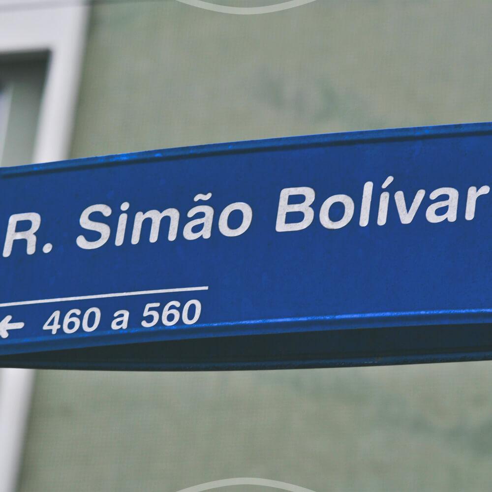 24 De Julho: Nascimento De Simão Bolívar