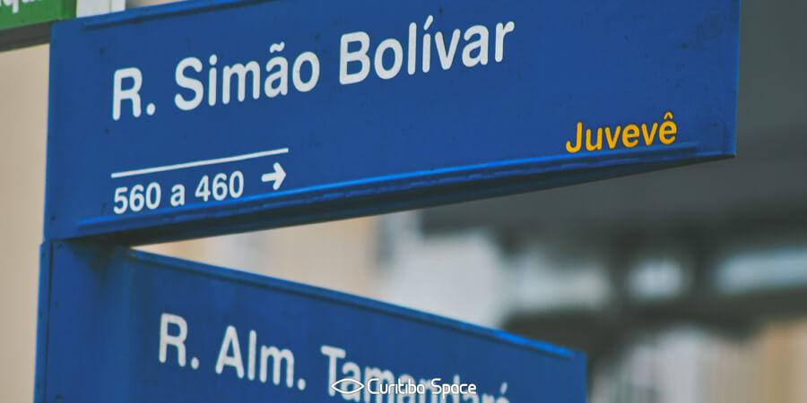 Quem foi: Simão Bolívar - Curitiba Space