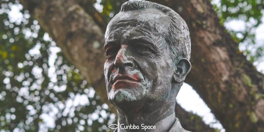 Quem foi: Souza Naves - Curitiba Space