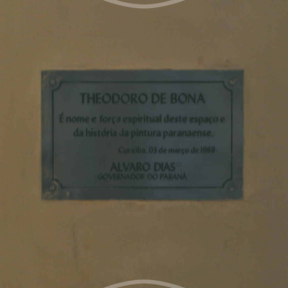 Quem Foi: Theodoro De Bona