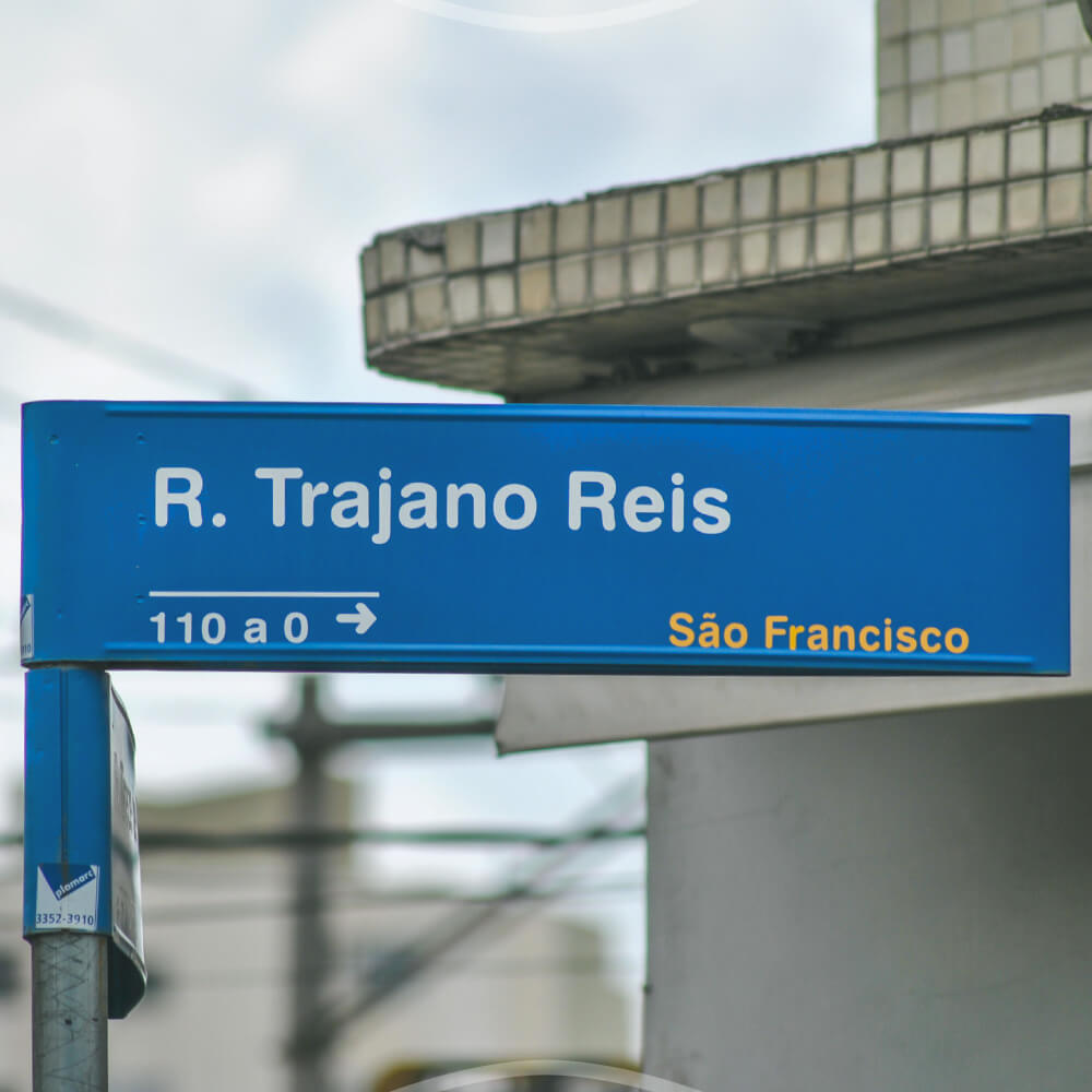 Quem Foi: Trajano Reis