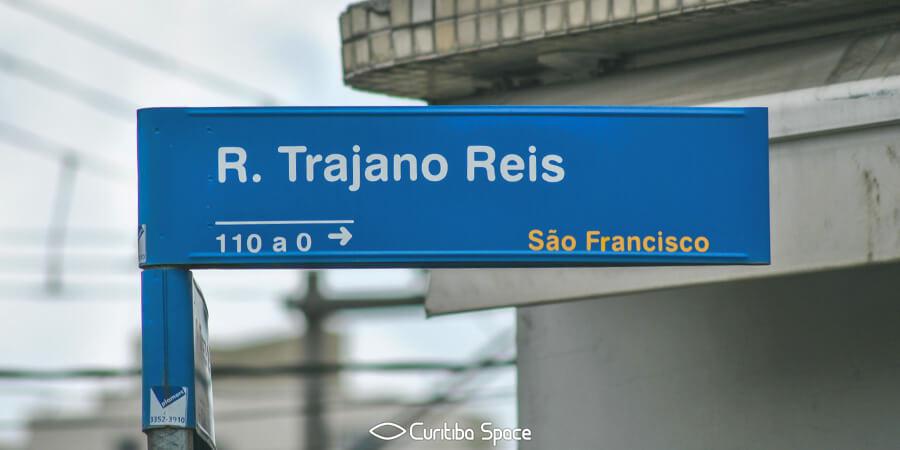 Quem foi: Trajano Reis - Curitiba Space