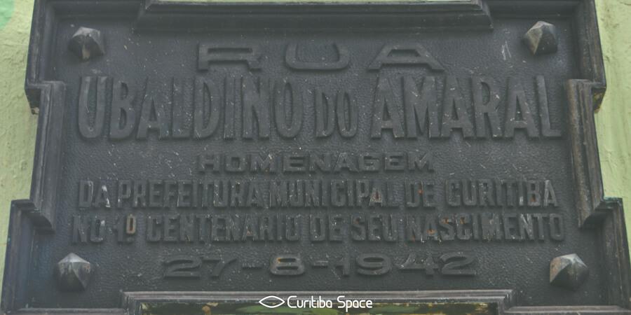 Quem foi: Ubaldinho do Amaral - Curitiba Space