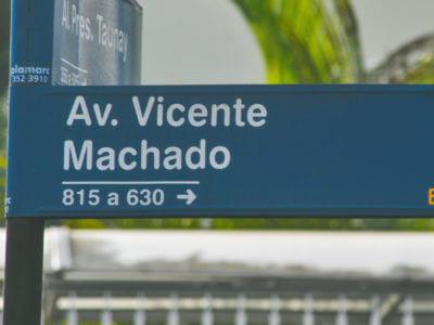 Quem Foi: Vicente Machado
