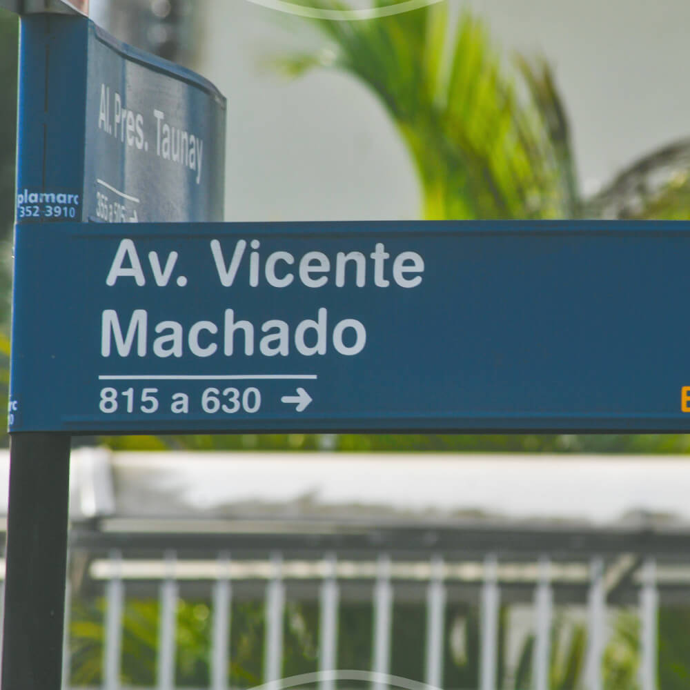 09 De Agosto: Nascimento De Vicente Machado