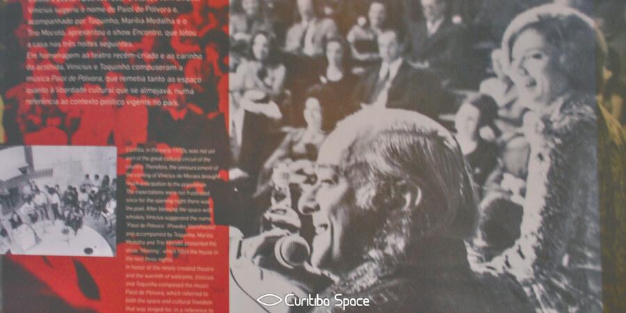 Quem foi: Vinicius de Moraes - Curitiba Space