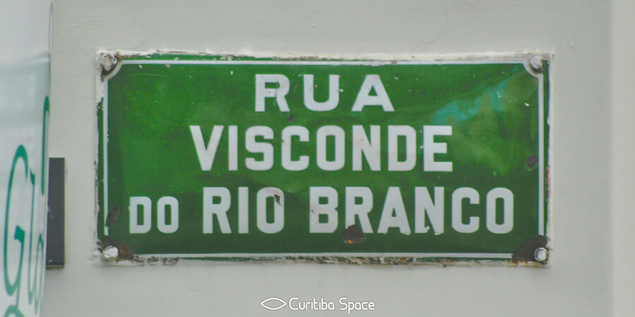 Quem foi: Visconde do Rio Branco - Curitiba Space