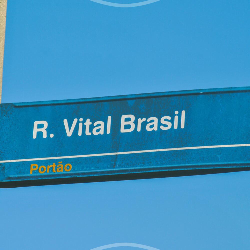 28 De Abril: Nascimento De Vital Brasil