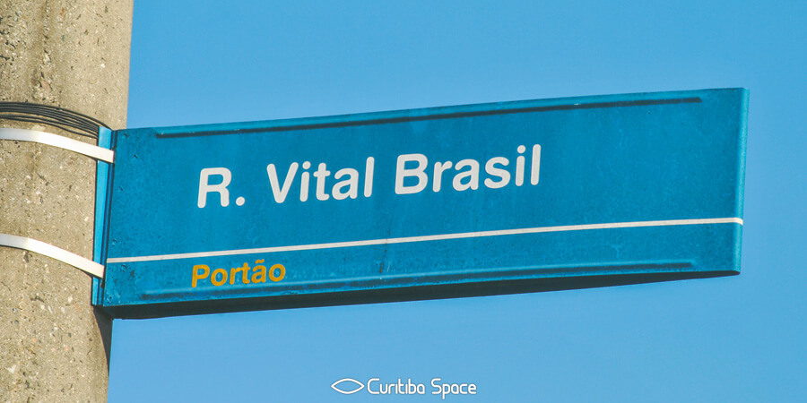 Quem foi: Vital Brasil Mineiro da Campanha - Visconde de Guarapuava - Curitiba Space
