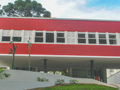 Residência Belotti, Projetada Por Lolô Cornelsen