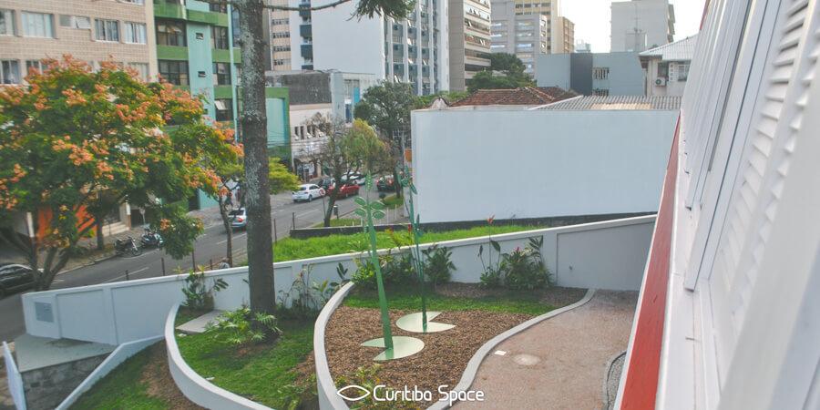 Residência Belotti, projetada por Lolô Cornelsen - Curitiba Space