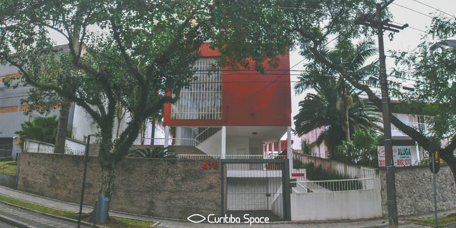 Residência João Luís Bettega - Curitiba Space