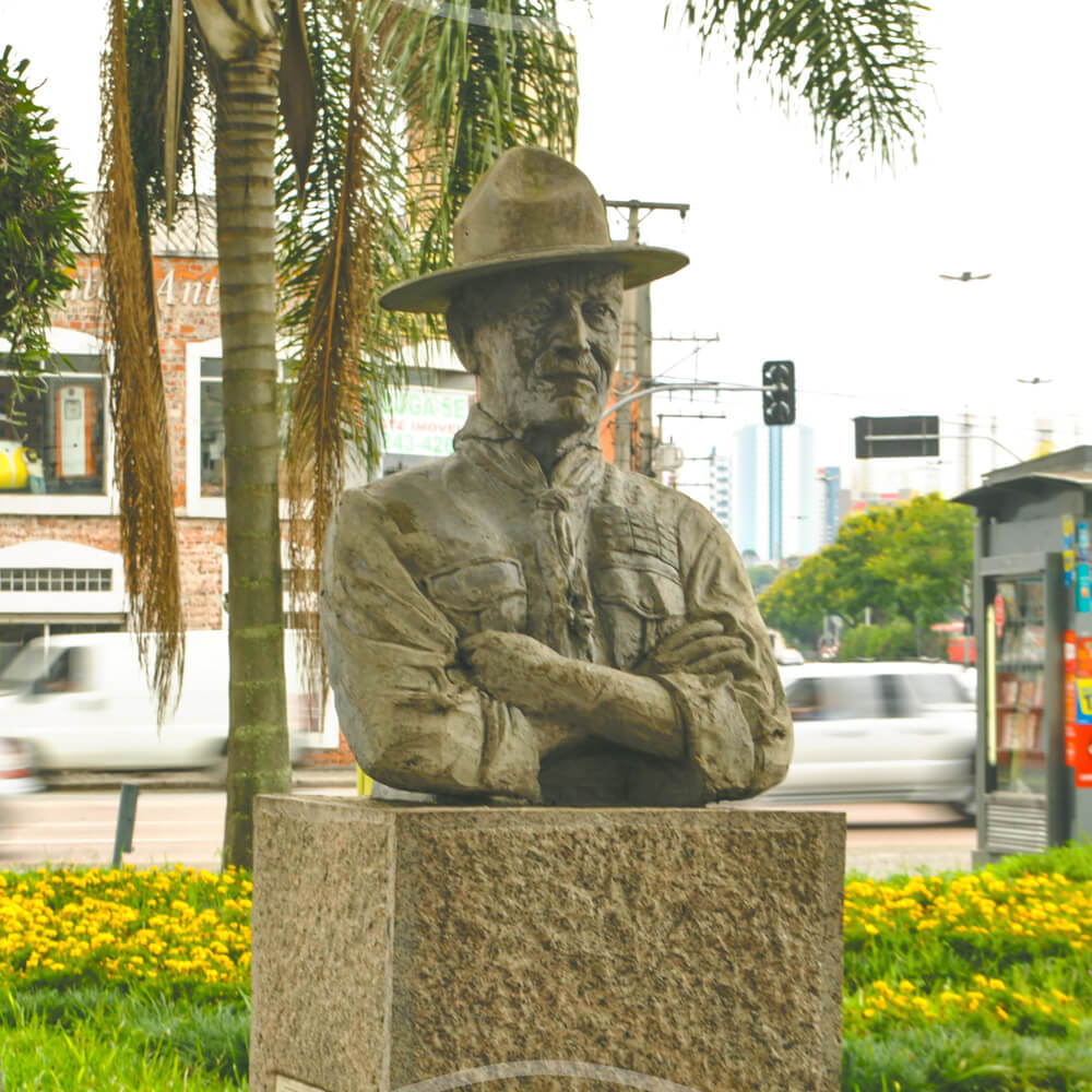 Robert Baden-Powell, No Largo Baden-Powell