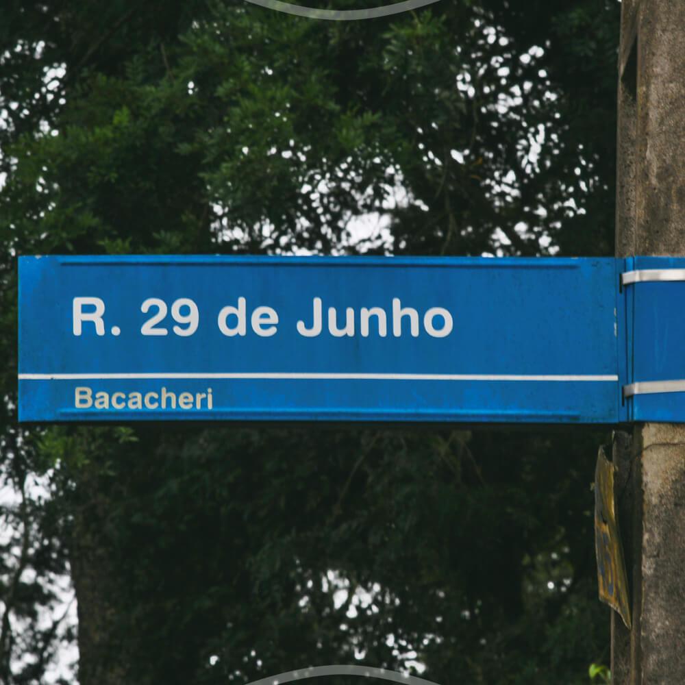 Rua 29 De Junho: Título Da Copa Do Mundo De 1958