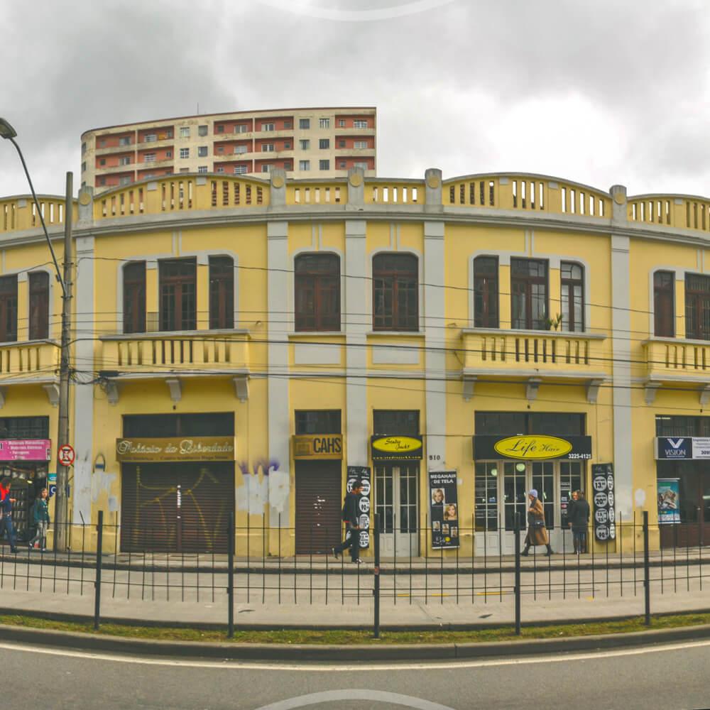 Sede Do Centro Acadêmico Hugo Simas