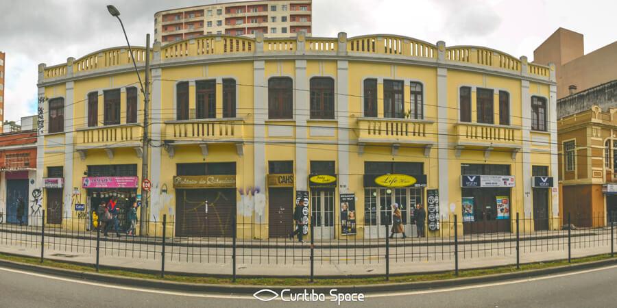Sede do Centro Acadêmico Hugo Simas - Curitiba Space
