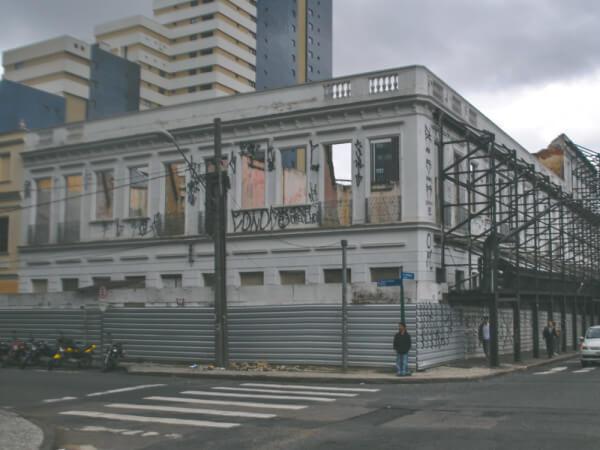 Sobrado Do Antigo Hotel Tassi
