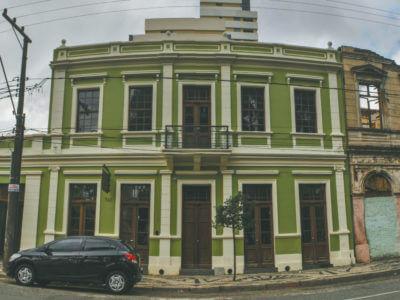 Sobrado Na Rua Barão Do Rio Branco – 763