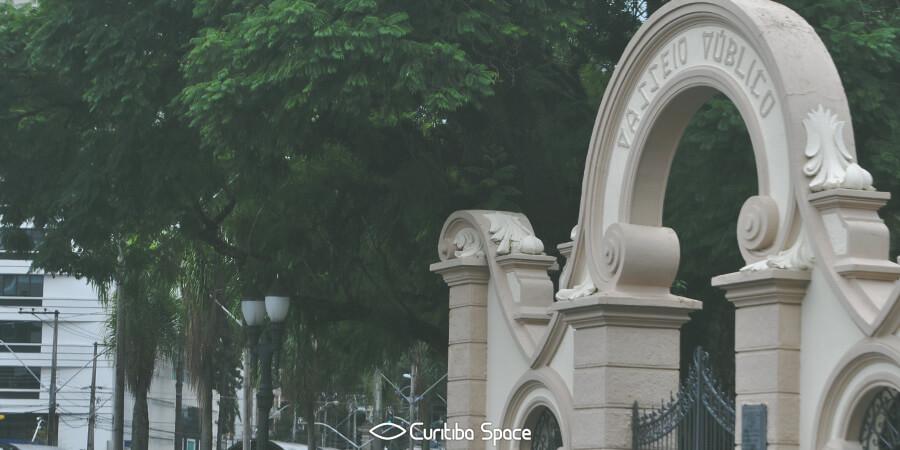 Portal do Passeio Público - Curitiba Space