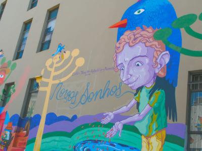 Grafite Na Tv. Nestor De Castro – Café, Tom, Robolito E Auma