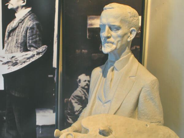 Alfredo Andersen, No Museu Alfredo Andersen