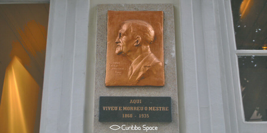 Quem foi: Alfredo Andersen - Curitiba Space