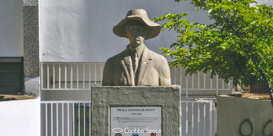 Quem foi: Santos Dumont - Curitiba Space