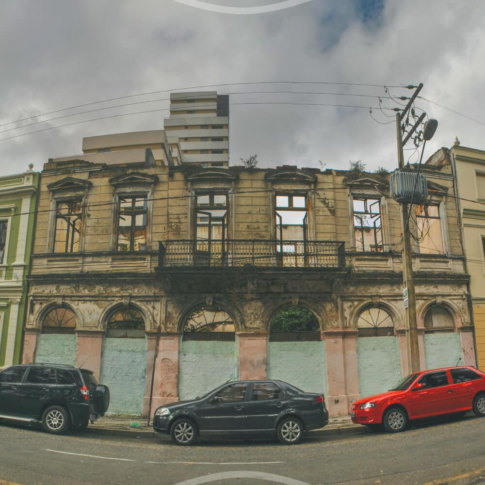Sobrado Na Rua Barão Do Rio Branco, 773