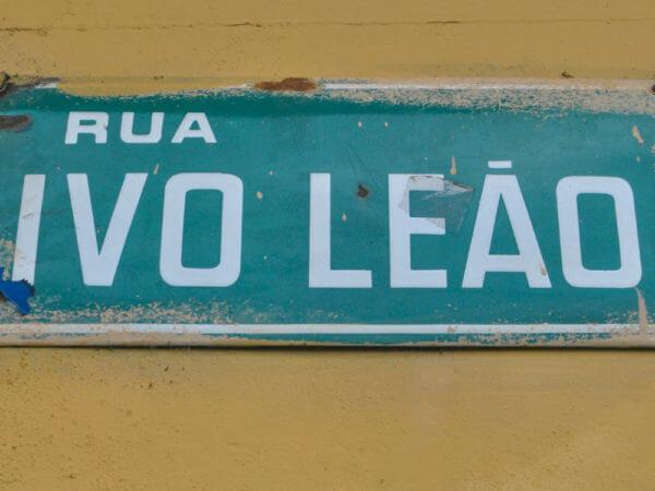 Quem Foi: Ivo Leão