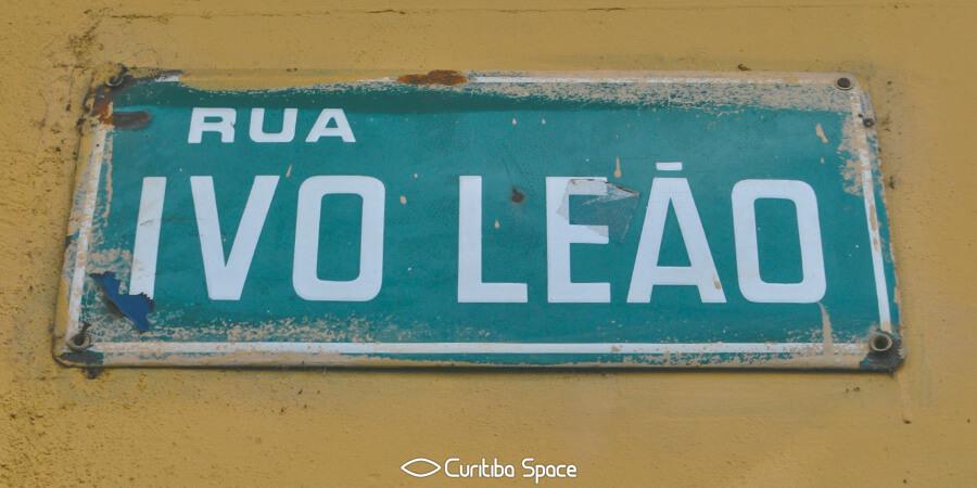 Quem foi: Ivo Leão - Curitiba Space