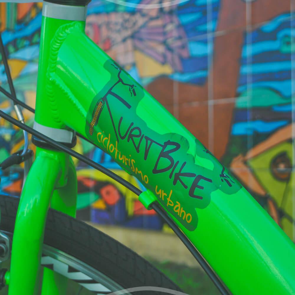 Tour De Bicicleta Com A Kuritbike