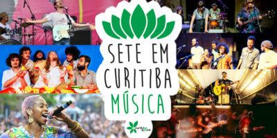 Sete Em Curitiba: Música