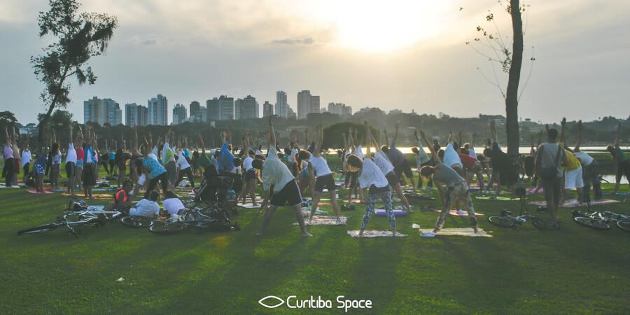 Yôga no Parque Curitiba - Curitiba Space